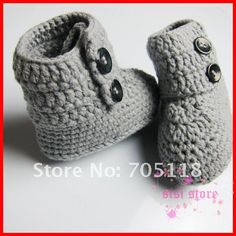 gender neutral booties! I love this for one day!