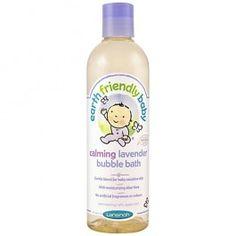 Earth Friendly Baby Lavender Bubble Bath 300ml