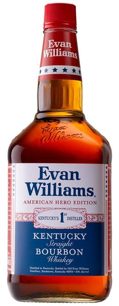 Evan Williams Bourbon Limited American Edition | @Caskers
