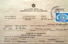 DEBES SABERLO! Precios de algunos trámites jurídicos en Cuba