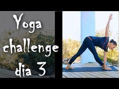 Yoga. Día 3: Vinyasa Yoga, Ujjayi respiración, Hakini mudra, aficiones | Un mes de yoga - Ledes.TV