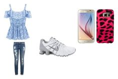 """""""Untitled #2064"""" by mrs-sanders ❤ liked on Polyvore featuring Tommy Hilfiger and NIKE"""