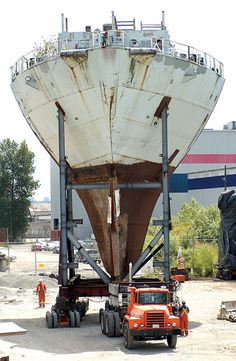 City councillors voted 6-1 March 15 to spend approximately $74,000 to purchase the propeller from Van Heyghen Recycling in Belgium.