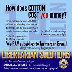 End All Subsidies