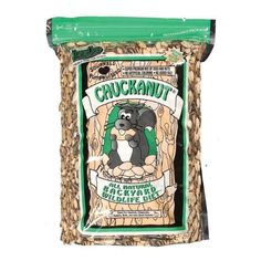 Chuckanut backyard wildlife diet is a gourmet food blended to satisfy all your backyard visitors. This blend attracts squirrels chipmunks rabbits and blue and stellar's jays Wild Bird Food, Wild Birds, Garden Supplies, Pet Supplies, Bird Cages For Sale, Bird Cage Stand, Backyard Birds, Chipmunks, Root Beer