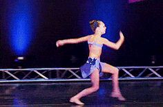 17 Times Maddie Ziegler's Dance Moves Blew Your Freakin' Mind
