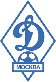 Football Club Dynamo Moscow (Футбольный клуб Динамо Москва) | Country: Russia / Россия. País: Rusia. | Founded/Fundado: 1923/04/18 | Badge/Crest/Logo/Escudo.