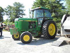 John Deere 4250 Tractor