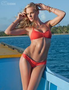 Anne V - SI Swimsuit Collection - 2011 - Sports Illustrated - SI Vault