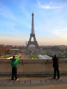 Why #Paris is Perfect for a Family #Vacation