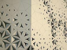 3D wall (fasade panel)