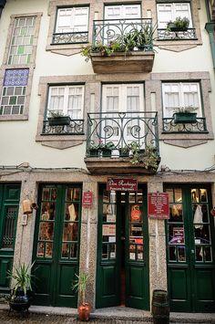 Taberna Don Rodrigo (Amarante, Portugal)
