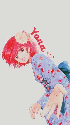 Akatsuki no Yona / Yona of the Dawn anime and manga || Princess Yona the Crimson red dragon