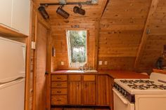 This is a 580 sq. Off-Grid A-Frame cabin for sale in Skykomish, WA and you're invited to come on in to take the full tour and learn more inside! A Frame House Plans, A Frame Cabin, Wooden Cabins, Wooden Houses, Cabins For Sale, Tiny House Cabin, Tiny Houses, Small Cottages, Lake Cabins