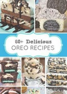 Oreo Recipes - Life Love and Sugar Best Cookie Recipes, Rice Recipes, Buttery Biscuits, Morning Breakfast, Bread Rolls, Food Illustrations, Chinese Food, Oreo, Food Photography