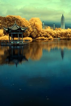 China's Dali Ancient City: http://www.chinaodysseytours.com/yunnan/dali-ancient-city.html