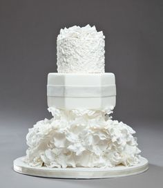 Wedding Dress Inspiration cake