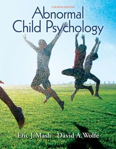 Bestseller Books Online Abnormal Child Psychology Eric J Mash, David A Wolfe $155.99  - http://www.ebooknetworking.net/books_detail-0495506273.html