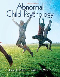 Bestseller Books Online Abnormal Child Psychology Eric J Mash, David A Wolfe $155.99  - http://www.ebooknetworking.net/books_detail-0495506273.html