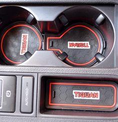Volkswagen Tiguan door mat water tank skid pad coaster Tiguan Tiguan modified gate slot pad interior conversion