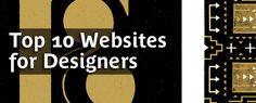 Top 10 Websites for Designers – November 2013 on http://www.howdesign.com