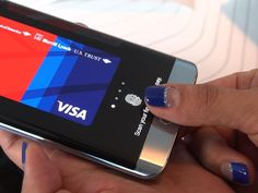 Using Samsung Pay makes me feel like a rock star -- and it'll make you feel like one too