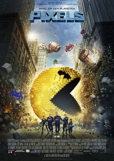 Just Mad about the Movies: Pixels (2015)
