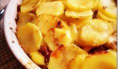 Pomme de terre à la viande hachée au four Cop Cake, Snack Recipes, Snacks, Macaroni And Cheese, Potatoes, Chips, Vegetables, Cooking, Ethnic Recipes