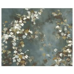 Aroma Flowers - Artwork - Collection: The Sofa & Chair Company - we manufacture some of the most beautiful upholstered furniture in London. Interior Wallpaper, Interior Rugs, Home Wallpaper, Sofa And Chair Company, Textured Carpet, Flower Artwork, Bedroom Paint Colors, Shabby, Decoration