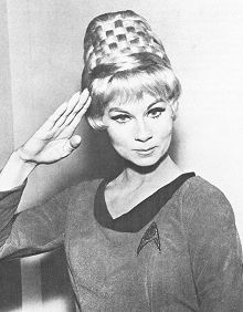 """My Star Trek Scrapbook""""Legs, boobies and basket weave present and accounted for, sir!"""