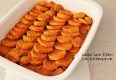 Candied Sweet PotatoesCook Like a Jamaican