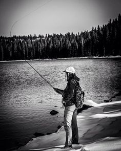 Back to Grand Mesa today but trading skinny skis for Tenkara rod. #fishinglife #flyfishing #fishing #tenkara #tenkaralife #ilovetofish #winter #grandmesa #lakes #colorado #coloradofishing