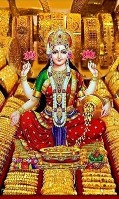 Goddess Lakshmi- A Day of Preciousness, Vanishes Misfortunes, Bless Royalty, Gain Abundance, Win Sovereignty Hanuman Photos, Hanuman Images, Durga Images, Lakshmi Images, Lord Krishna Images, Shiva Parvati Images, Shiva Hindu, Shiva Shakti, Hindu Deities