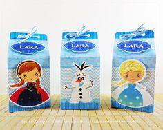 Caixa Milk Frozen Cute