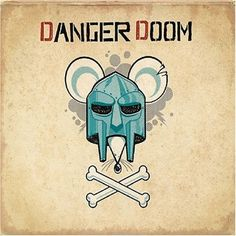 Danger Doom - The Mouse and the Mask  Cover Artist: EH Questionmark