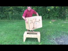 Camping Chuck Box - Part 2 - YouTube