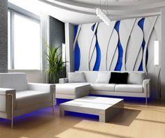 Pictures of Blue Modern Living Room Remarkable design Home Remodel Ideas