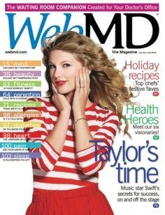 "Taylor's 7 Success Secrets: http://women.webmd.com/features/taylors-7-success-secrets ""Health is a big part of being happy,"""