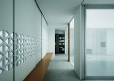 A minimalist's dream! It can come true if they order decorative panels as wall coverings Kitchen Cabinet Doors, Kitchen Cabinets, Quality Kitchens, Decorative Panels, Modern Design, Minimalist, Interior, Wall, Room