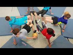 Allgemeines Kraft- und Wurftraining mit dem Medizinball - YouTube