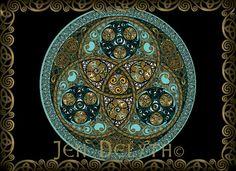 Celtic trisk artwork from celticartstudio.com