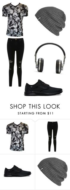 """""""Male"""" by angie32404 on Polyvore featuring Miss Selfridge, Vans, Outdoor Research, Master & Dynamic, men's fashion and menswear"""