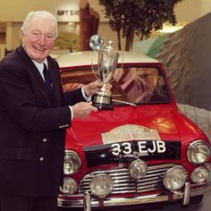 Paddy Hopkirk and 33 EJB