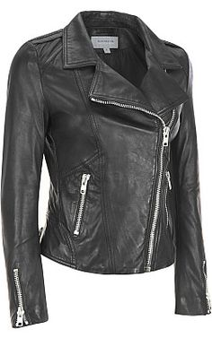 Marc New York Ultra-Soft Leather Moto Jacket - Wilsons Leather