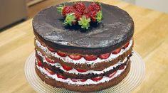 Tv8 Arda'nın Mutfağı Çikolatalı Pasta Tarifi 26.04.2015
