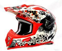 988ea828 MASEI M+ & ONEAL Red 312 ATV MOTOCROSS MOTORCYCLE KTM DIRTBIKE HELMET Off  Road Helmets,