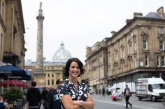Interview: Karen Read, female entrepreneur and owner of klr Planning, Newcastle upon Tyne.