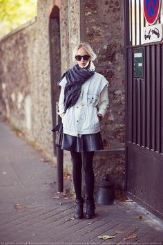 #fashion-ivabellini Carolines Mode   StockholmStreetStyle