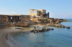 (Rafael Ben-Ari/ ALAMY ) - Peeling back the layers of time in the coastal town of Caesarea makes for an interesting day trip in Israel.