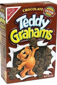 Graham Crackers and Teddy Grahams | 18 Treats You Might Not Know Are Dairy-Free